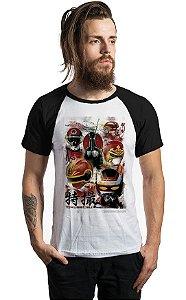 Camiseta  Jaspion - Nerd e Geek - Presentes Criativos