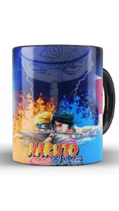 Caneca Anime Naruto Fight