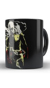 Caneca Anime Saitama: One Punch-Man