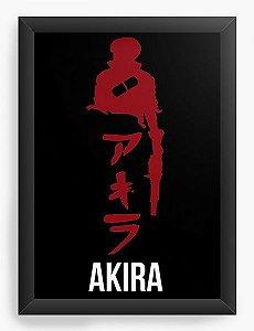 Quadro  Decorativo Anime Akira