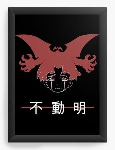 Quadro  Decorativo Anime Devilman Crybaby