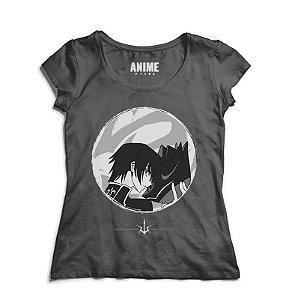 Camiseta  Feminina Anime Code Geass Rebellion - Nerd e Geek - Presentes Criativos
