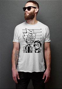 Camiseta Masculina   Prison - Nerd e Geek - Presentes Criativos