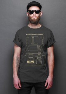 Camiseta Masculina  System - Nerd e Geek - Presentes Criativos
