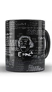Caneca Albert Einstein - Nerd e Geek - Presentes Criativos