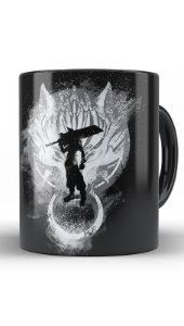 Caneca Kingdom Hearts Cloud - Nerd e Geek - Presentes Criativos