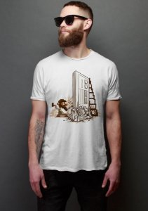 Camiseta Masculina  Reenaissance - Nerd e Geek - Presentes Criativos