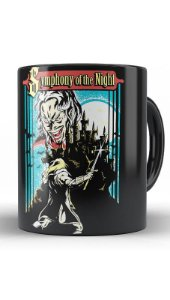 Caneca Symphony Of the Night - Nerd e Geek - Presentes Criativos