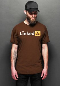 Camiseta Masculina  Linked To The Past - Nerd e Geek - Presentes Criativos