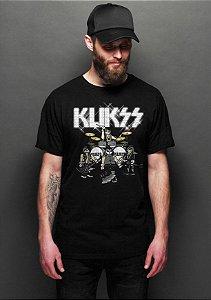 Camiseta Masculina  Klikss Playmobil - Nerd e Geek - Presentes Criativos