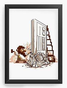Quadro Decorativo Reenaissance   - Nerd e Geek - Presentes Criativos