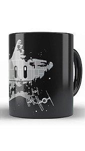 Caneca Super Estrela da Morte - Nerd e Geek - Presentes Criativos