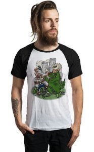 Camiseta Big in Japan - Nerd e Geek - Presentes Criativos
