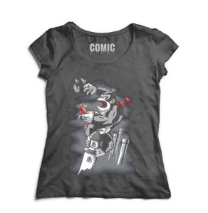 Camiseta Feminina The Wonder - Nerd e Geek - Presentes Criativos