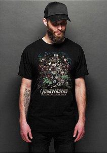 Camiseta Masculina  Infitoon War - Nerd e Geek - Presentes Criativos