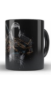 Caneca  Whitcher Hunter - Nerd e Geek - Presentes Criativos