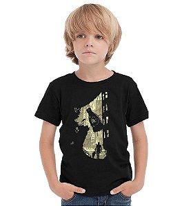 Camiseta Infantil Life After Nerd e Geek - Presentes Criativos