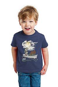 Camiseta Infantil Heman - Nerd e Geek - Presentes Criativos