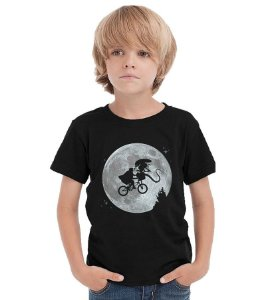 Camiseta Infantil ET Alien Nerd e Geek - Presentes Criativos