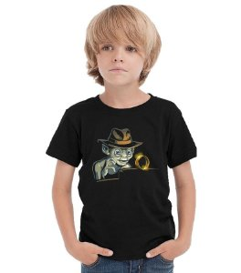 Camiseta Infantil Jones - Nerd e Geek - Presentes Criativos