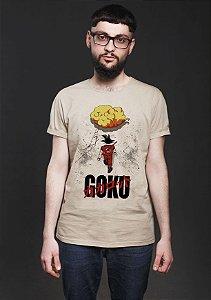 Camiseta Masculina  Goku - Nerd e Geek - Presentes Criativos