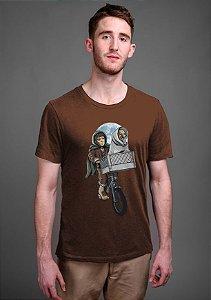 Camiseta Masculina  Hobbit - Nerd e Geek - Presentes Criativos