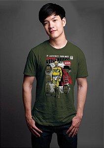 Camiseta Masculina  Heisenberg- Nerd e Geek - Presentes Criativos