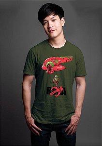 Camiseta Masculina  Boba Nerd e Geek - Presentes Criativos