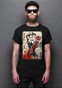 Camiseta Masculina  Harley Nerd e Geek - Presentes Criativos