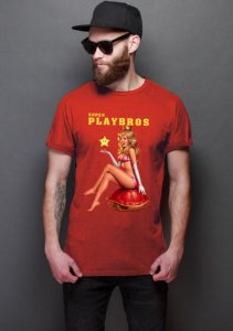 Camiseta Masculina  Play - Nerd e Geek - Presentes Criativos
