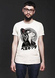 Camiseta Masculina bayonetta - Nerd e Geek - Presentes Criativos