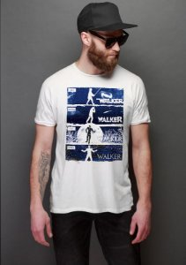 Camiseta Walker - Nerd e Geek - Presentes Criativos