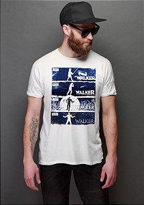 Camiseta Walker - Nerd e Geek - Presentes Criativos