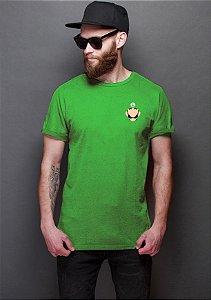 Camiseta Masculina Encanador L Bolso- Nerd e Geek - Presentes Criativos
