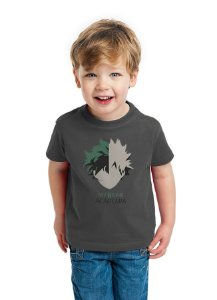 Camiseta Infantil Anime Boku no Hero Academia - Nerd e Geek - Presentes Criativos