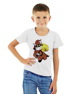 Camiseta Infantil Gorpo He-Man  - Nerd e Geek - Presentes Criativos