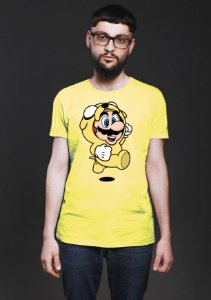 Camiseta Masculina  Adventure Time Bros - Nerd e Geek - Presentes Criativos