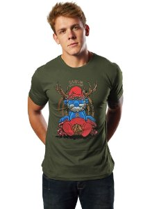 Camiseta Smurf Is The Cruelest Animal