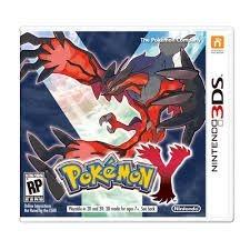 Pokémon Y - 3Ds - Nerd e Geek - Presentes Criativos