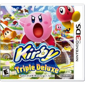 Kirby Triple Deluxe - 3Ds - Nerd e Geek - Presentes Criativos