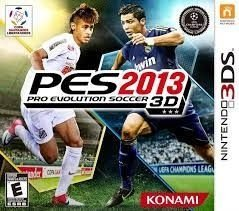 Pro Evolution Soccer 2013 - 3Ds - Nerd e Geek - Presentes Criativos