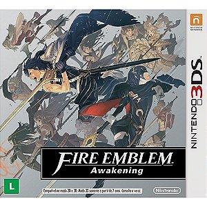 Fire Emblem: Awakening - 3Ds