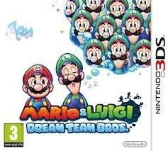 Mario & Luigi: Dream Team - 3Ds - Nerd e Geek - Presentes Criativos