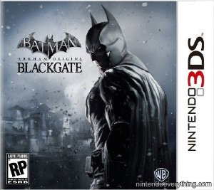 Batman: Arkham Origins Br - 3Ds - Nerd e Geek - Presentes Criativos