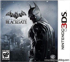 Batman: Arkham Origins Br - 3Ds