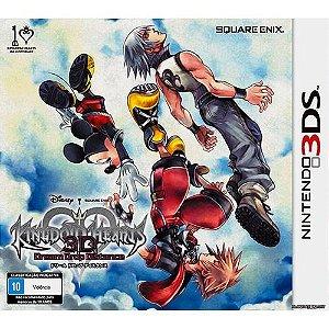 Kingdom Hearts - 3Ds - Nerd e Geek - Presentes Criativos