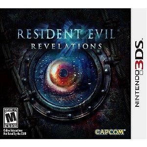 Resident Evil Revelations - 3Ds - Nerd e Geek - Presentes Criativos