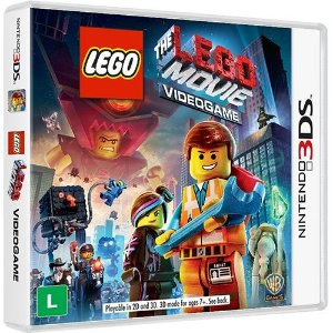 The Lego Movie Br - 3Ds