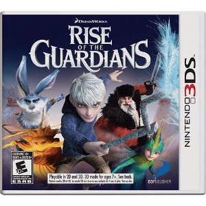 Rise Of The Guardians - 3Ds - Nerd e Geek - Presentes Criativos