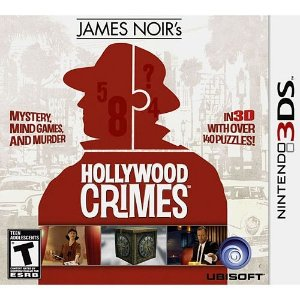 James Noir'S Hollywood Crimes 3Ds - Ubi Soft - Nerd e Geek - Presentes Criativos